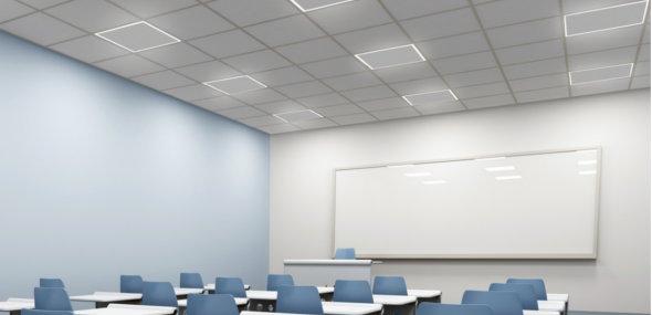 LED-Panel vielseitig einsetzbar