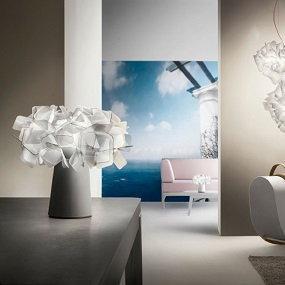 Tischleuchten schaffen eine gemütliche Beleuchtung