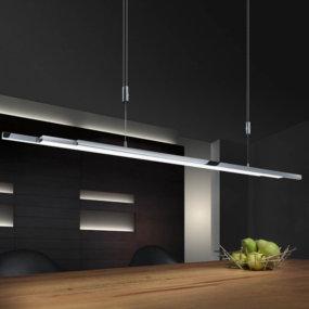 Bestmögliche Tischbeleuchtung mit einer LED-Pendelleuchte