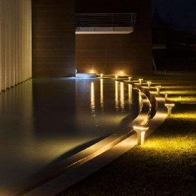 LED-Sockelleuchten- Leuchten für sichere Wege